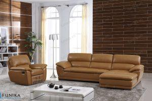 sofa da góc S-398