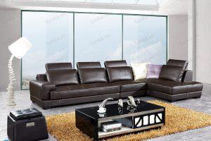 sofa da góc S-519