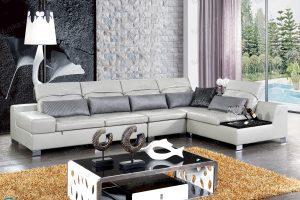 sofa da góc S-535