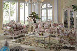 sofa tân cổ điển SF7206