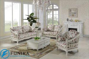 sofa tân cổ điển SF938