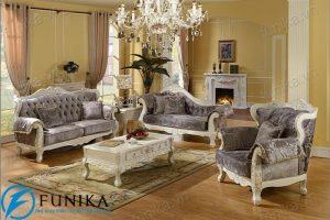 sofa tân cổ điểnSF366