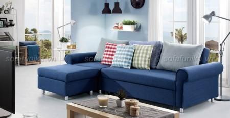 Xu hướng chọn màu sofa phòng khách năm 2018