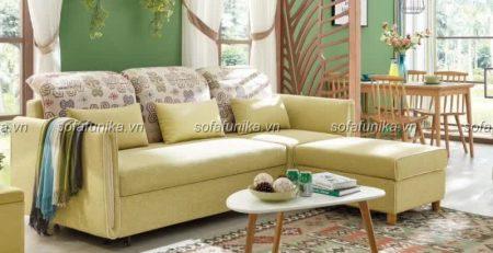 Sử dụng sofa bàn trà nhỏ cho phòng khách nhỏ tiếp kiệm diện tích