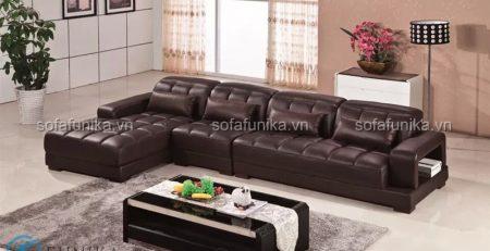 Sử dụng bàn trà sofa cho phòng khách nổi bật và đẹp