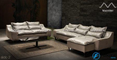 Ghế sofa phòng khách nhập khẩu tại Nội Thất Nhập Khẩu Funika