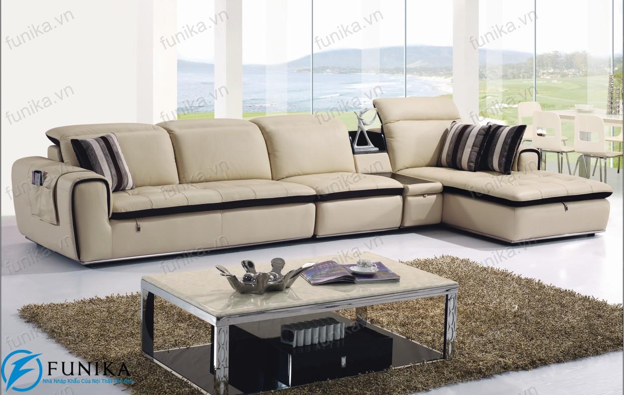 sofa da góc S-311