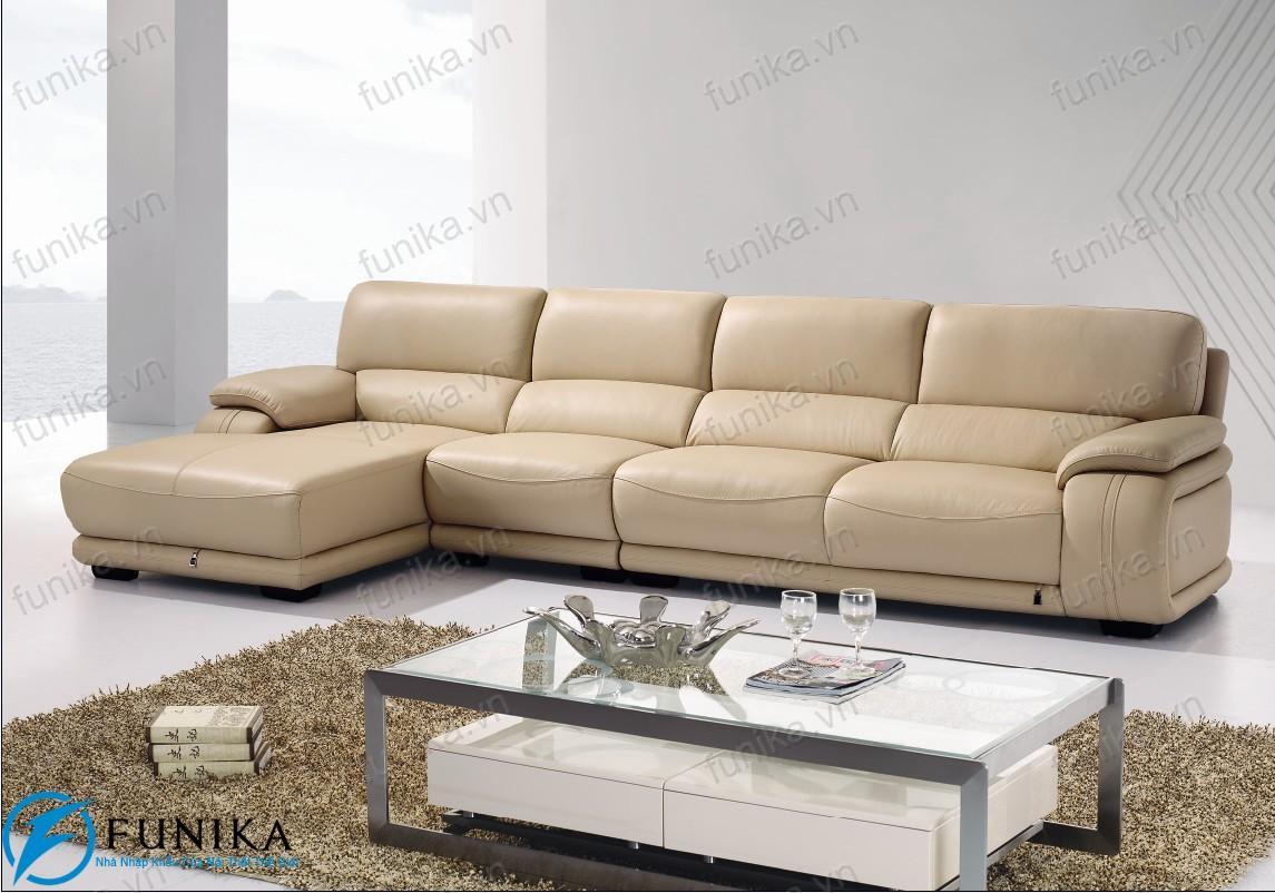 sofa da góc S-350