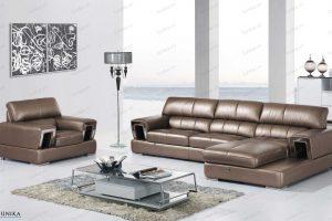 sofa da góc S-352