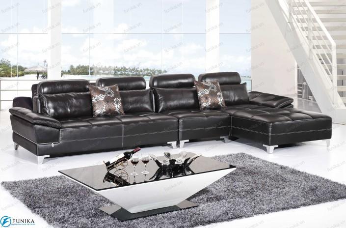 sofa da góc -S-356