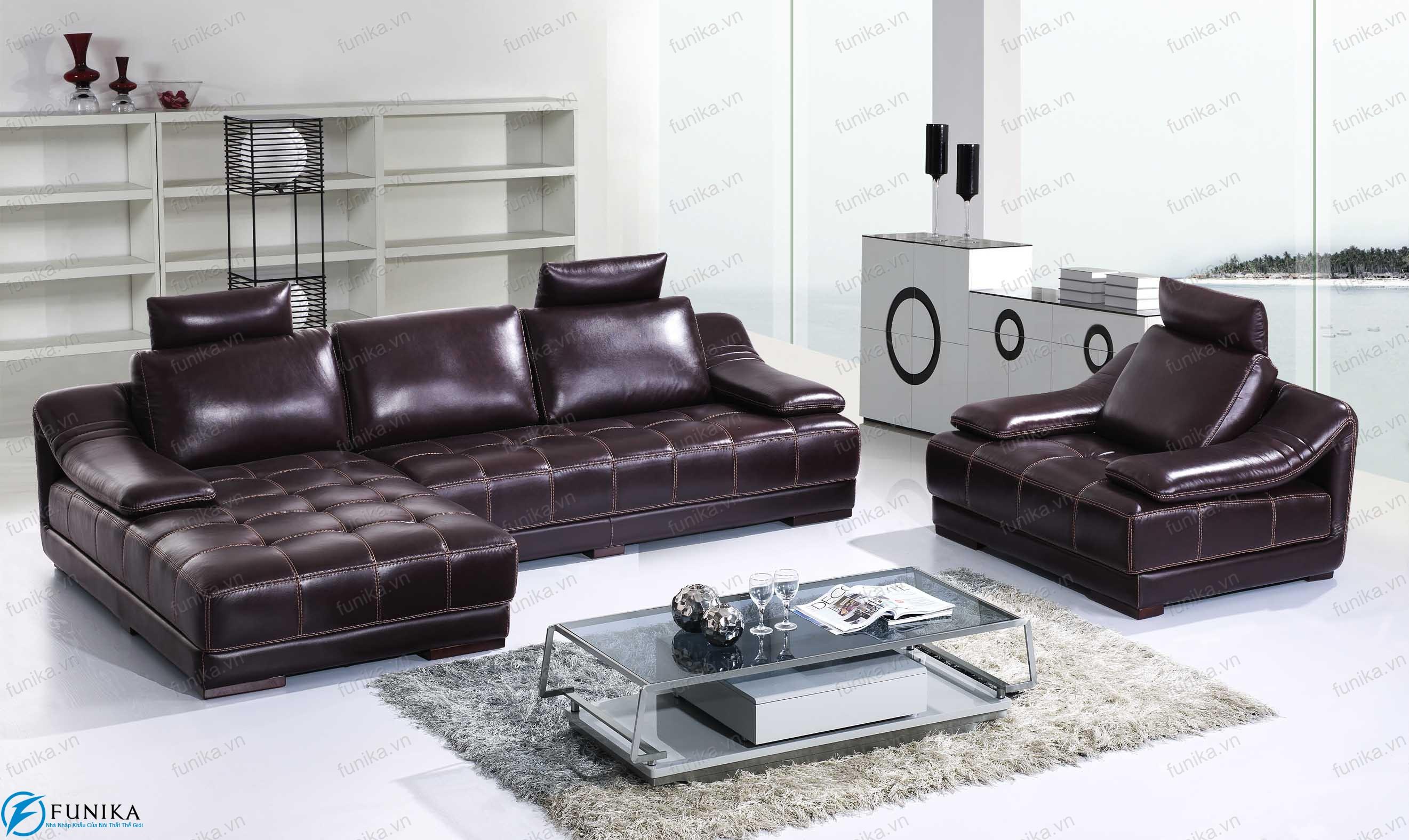 sofa da gócS-358