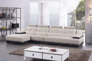 sofa da góc S-376