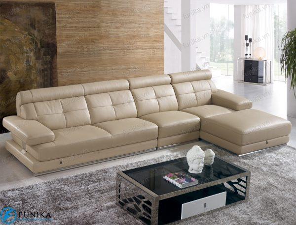 sofa da góc S-377