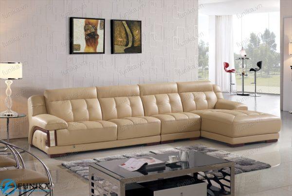 sofa da góc S-390