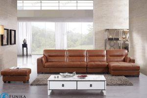 sofa da góc S-399B