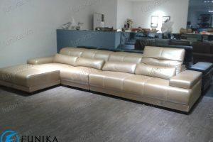 sofa da góc S-503B