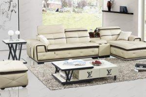 sofa da góc S-508