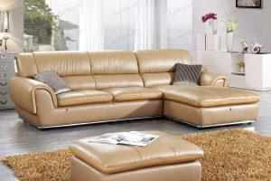 sofa da góc S-522