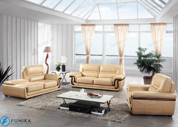 sofa da góc S-523