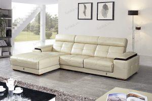 sofa da góc S-529