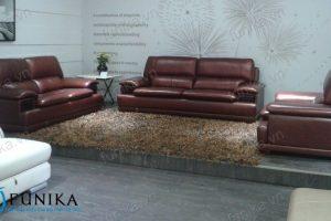 sofa da góc S-553