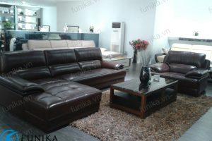 sofa da góc S-560B