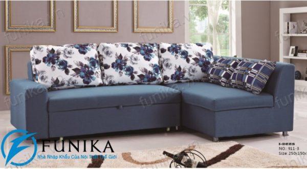 sofa giường nhập khẩu 911-3
