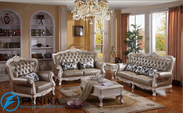 sofa tân cổ điển SF368