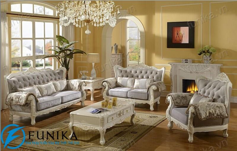 sofa tân cổ điển SF369