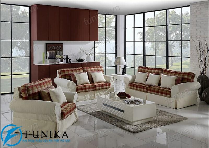 sofa tân cổ điển SF628