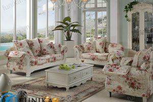 sofa tân cổ điển SF7207