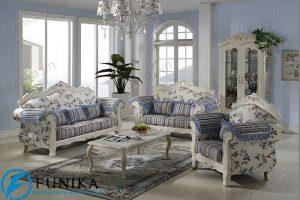 sofa tân cổ điển SF7211