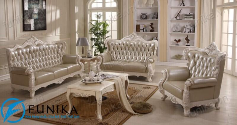 sofa tân cổ điển SF8806-2