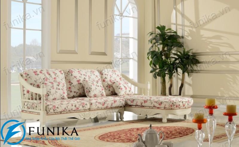 sofa tân cổ điển SF961