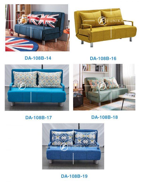 Màu sắc sofa bed DA-108B