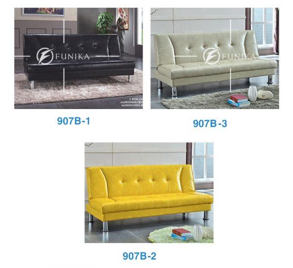 Màu sắc sofa giường giá rẻ 907B