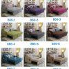 Màu sắc sofa giường thông minh 866